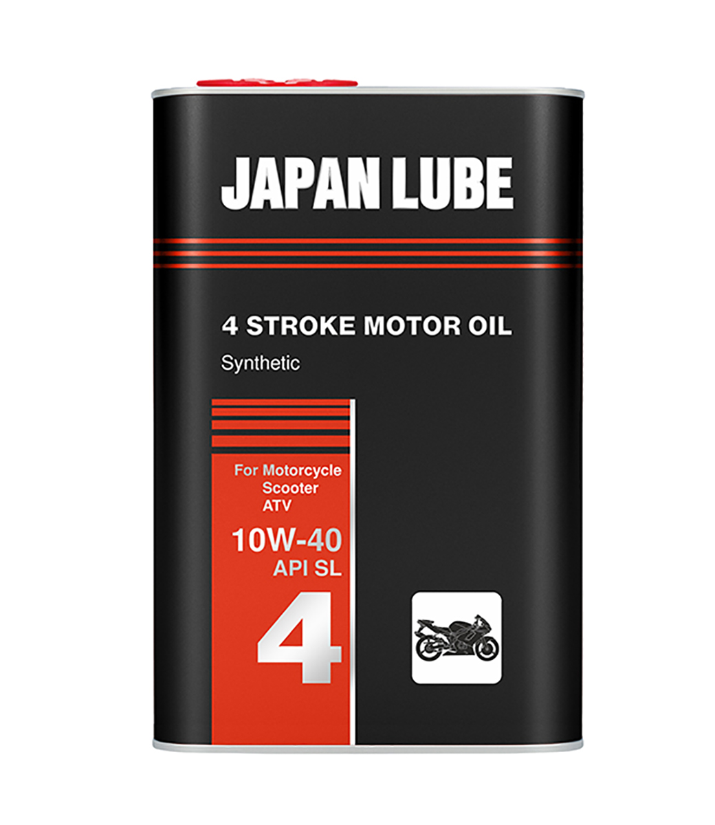 JAPAN LUBE 4-STROKE MOTOR OIL 10W-40