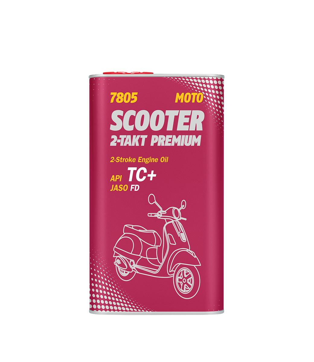 Scooter 2-Takt Premium
