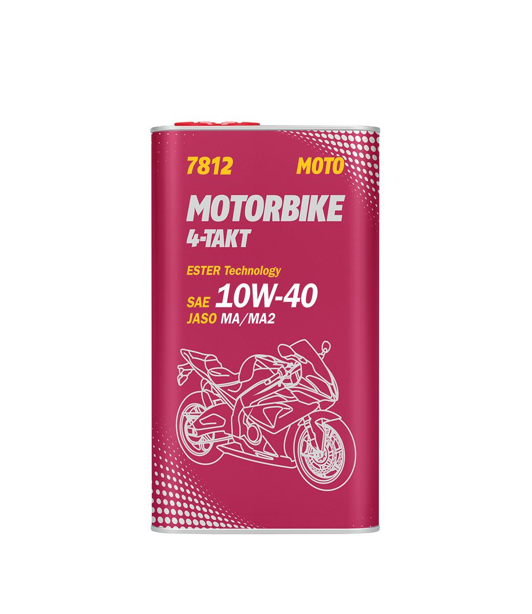 Motorbike 4-Takt 10W-40