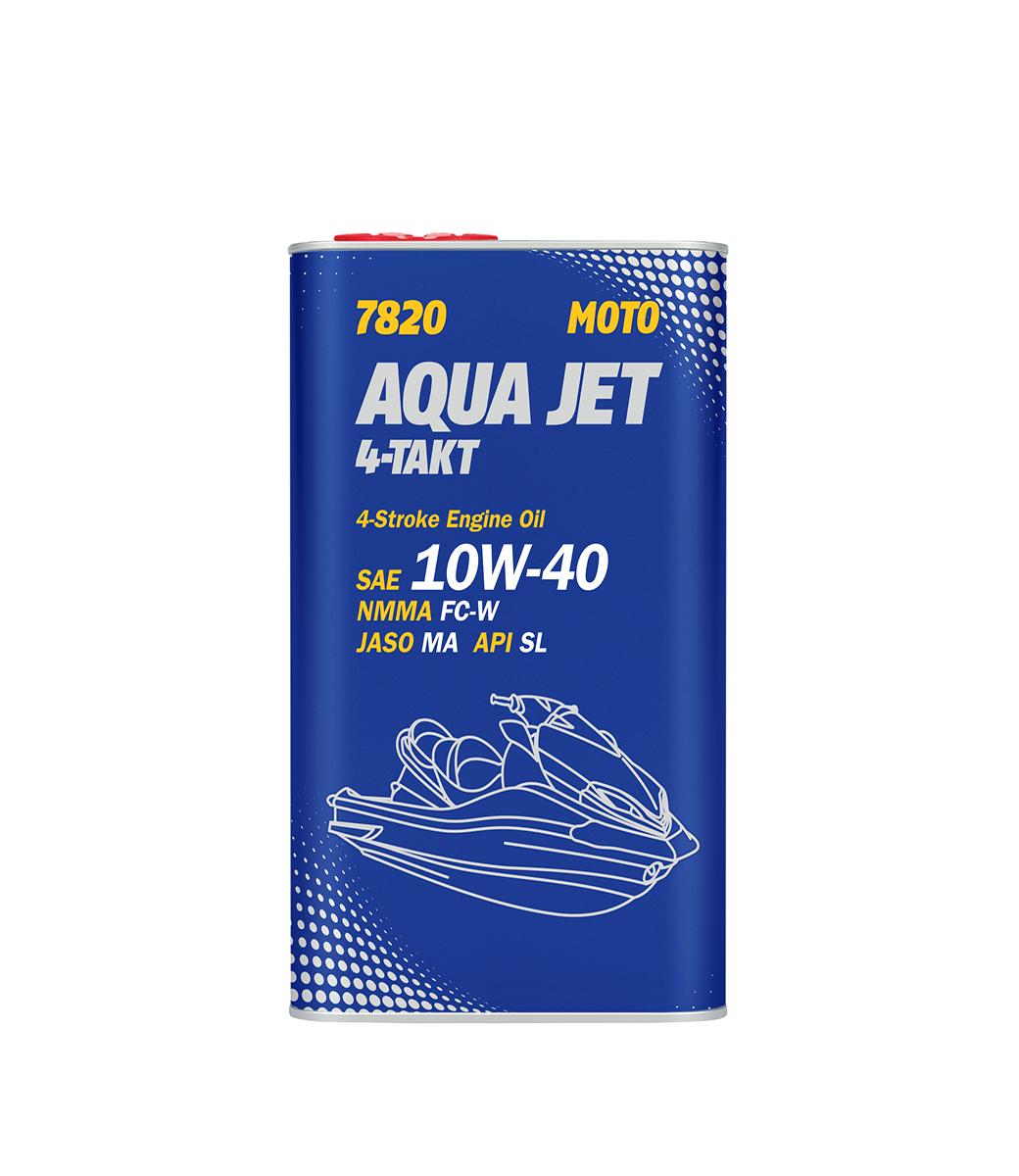 Aqua Jet 4-Takt 10w-40