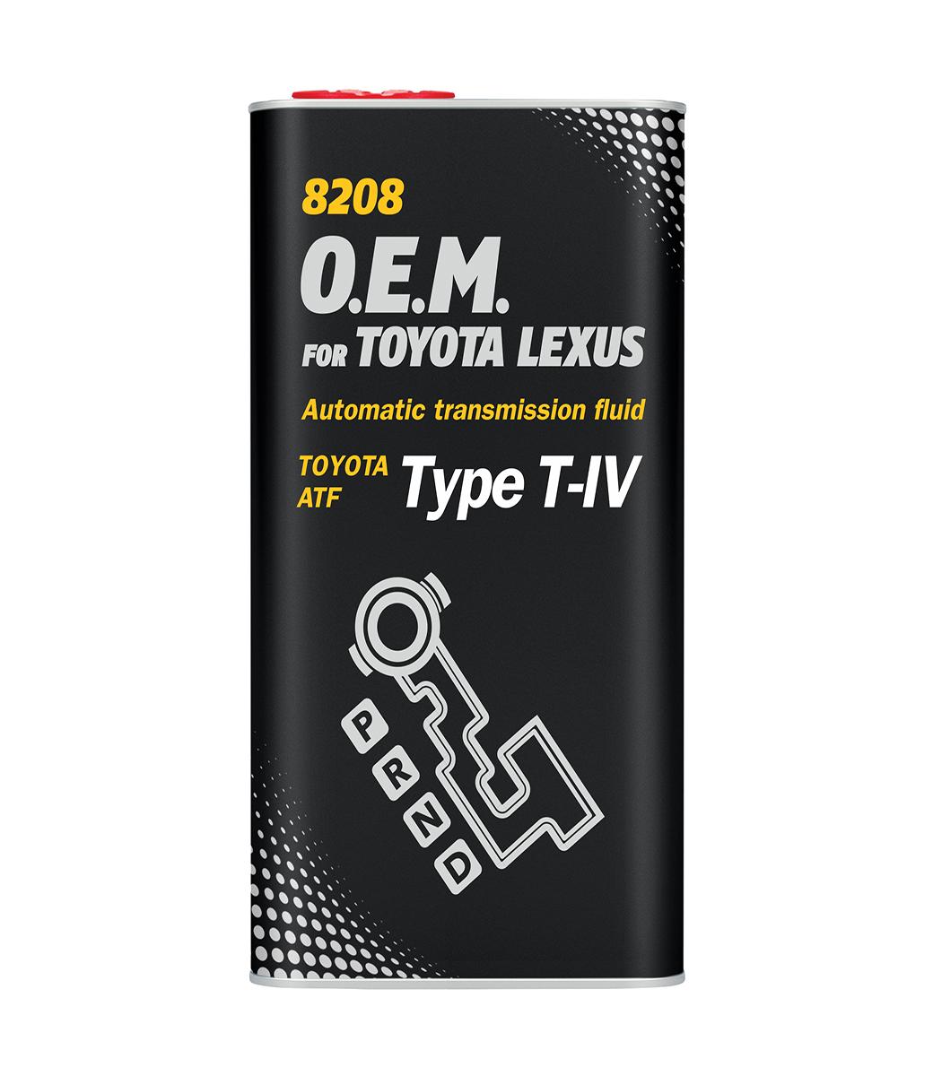 O.E.M. ATF Type T-IV