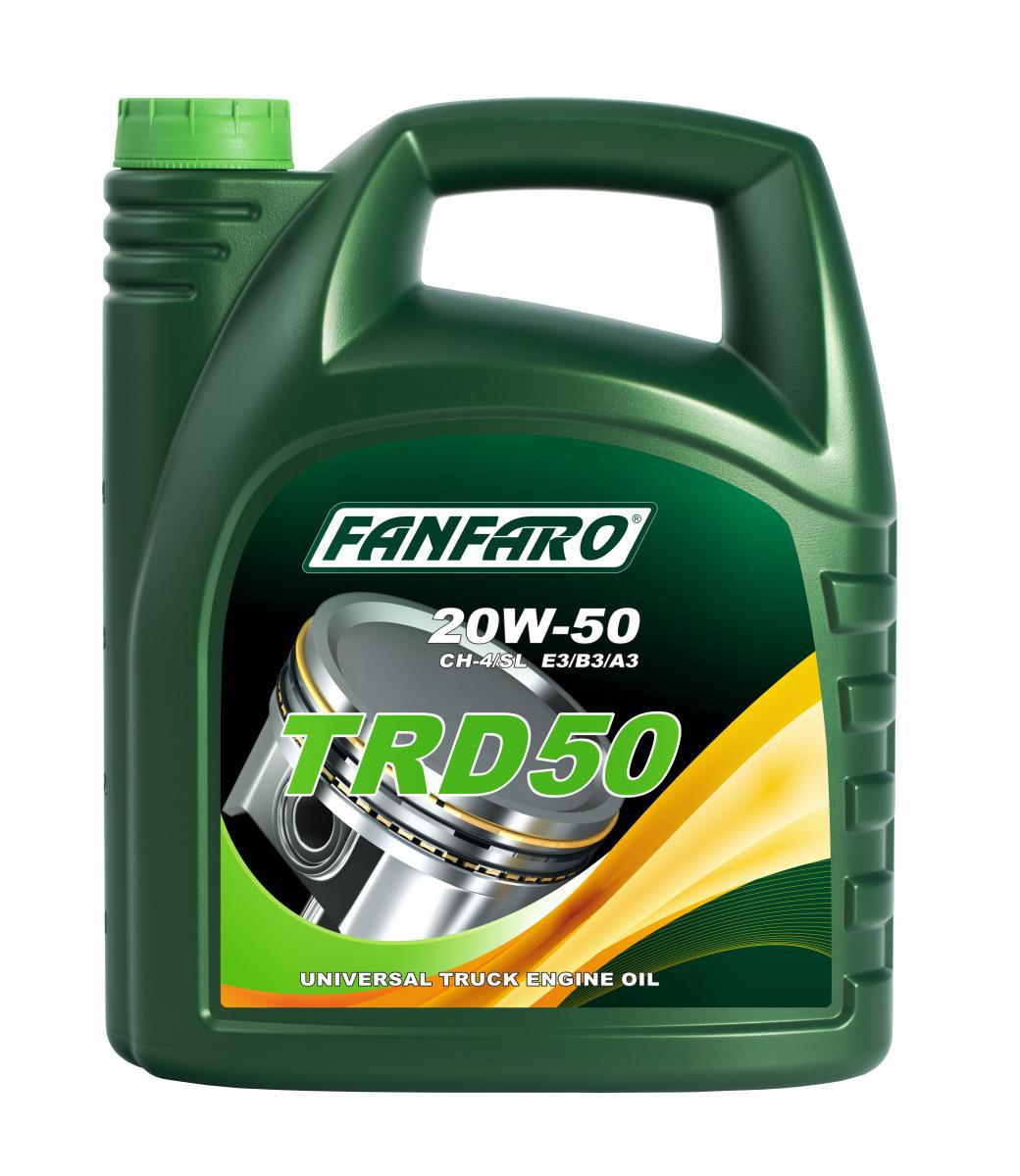 TRD 50 20W-50