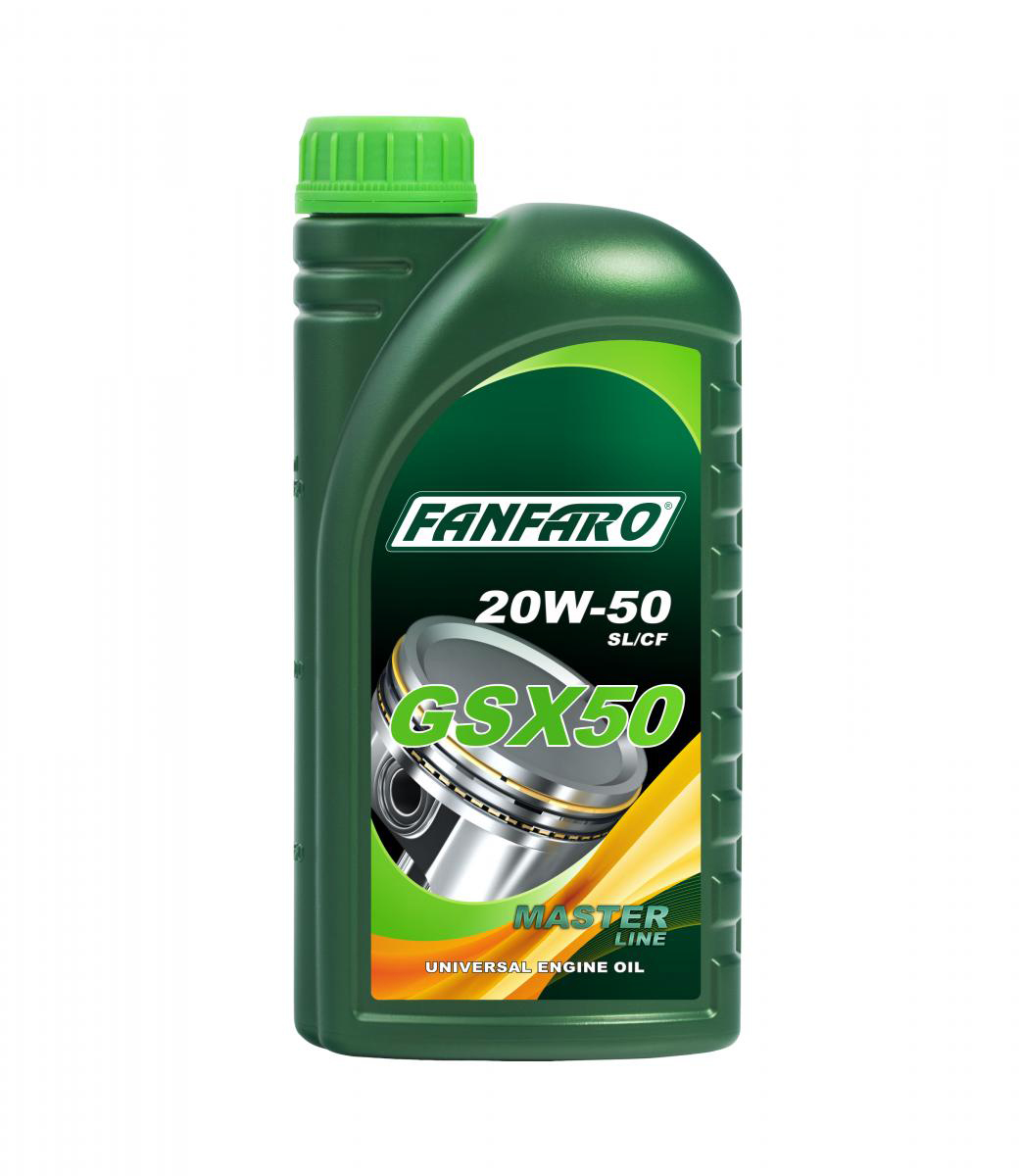GSX 50 20W-50