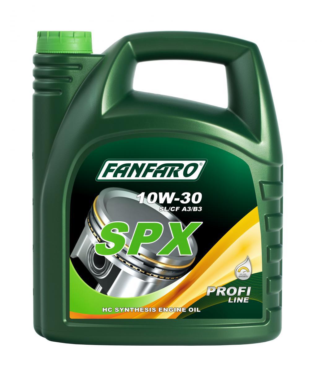 SPX 10W-30
