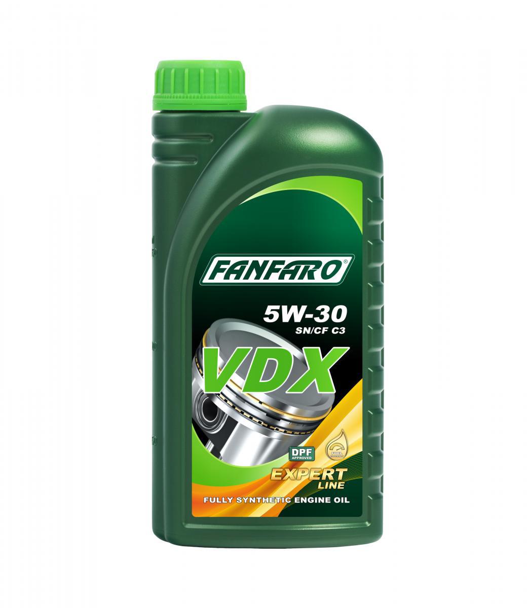 VDX 5W-30