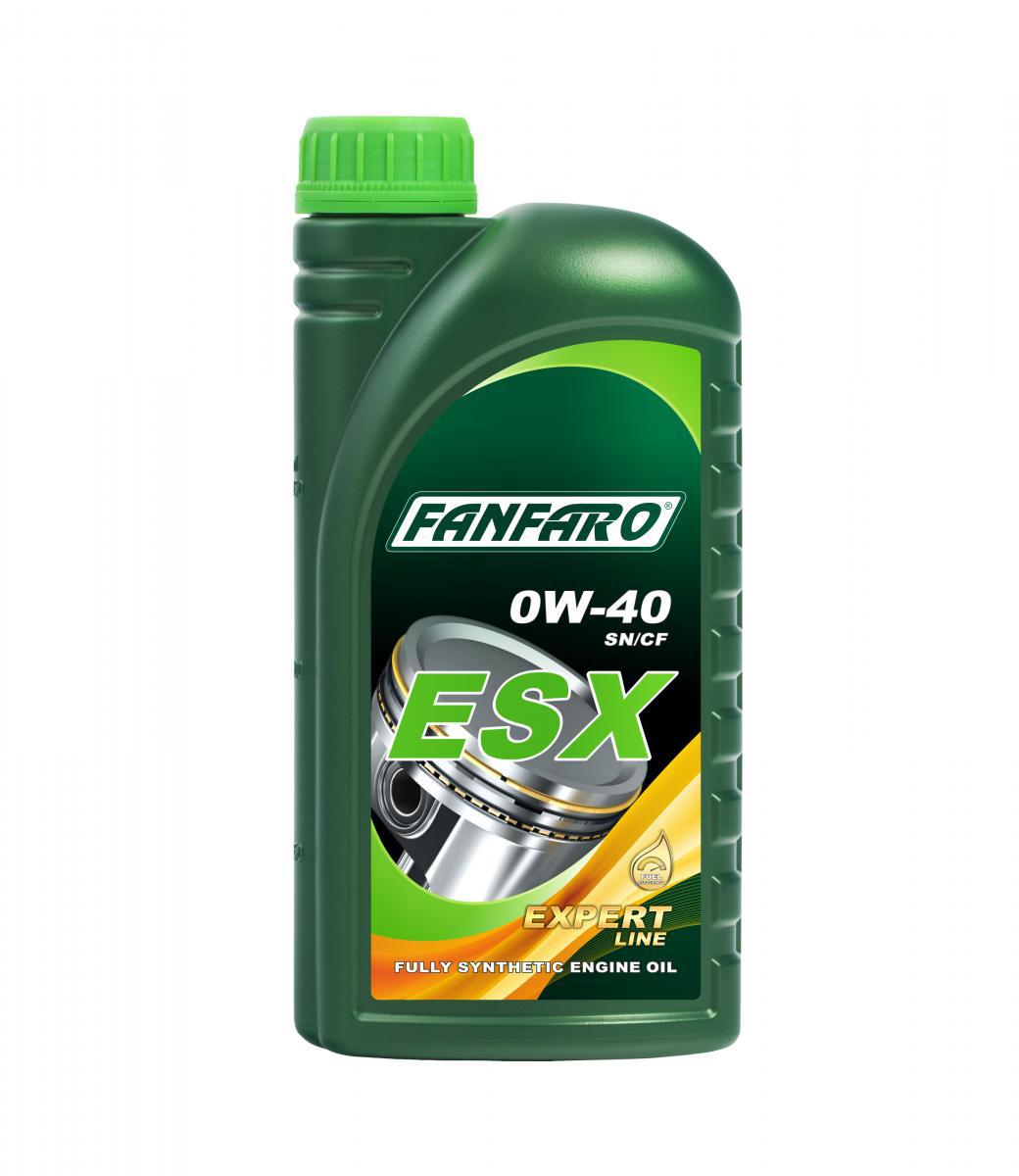 ESX 0W-40