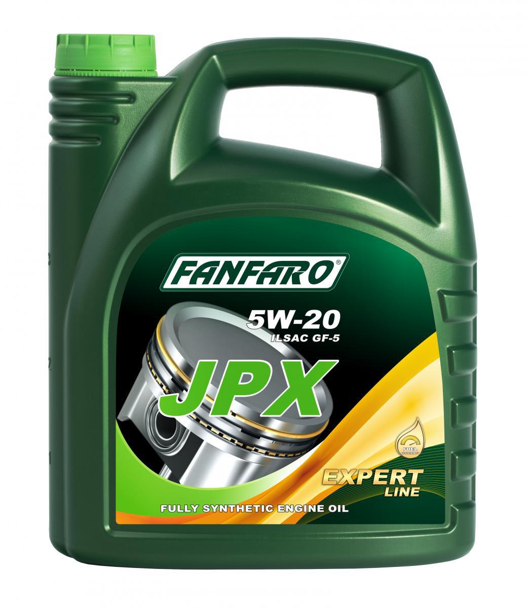 JPX 5W-20