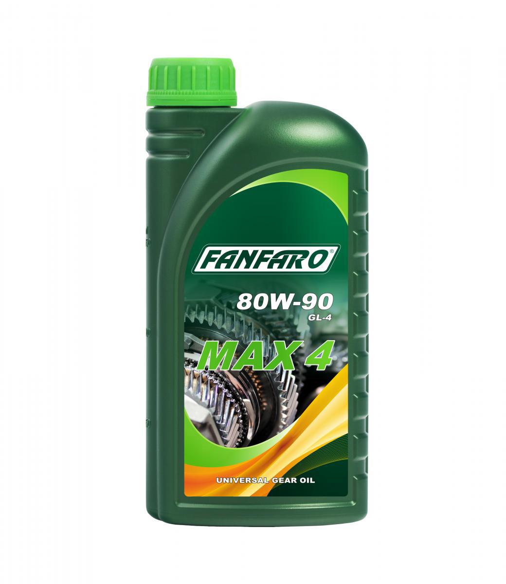 MAX 4 80W-90