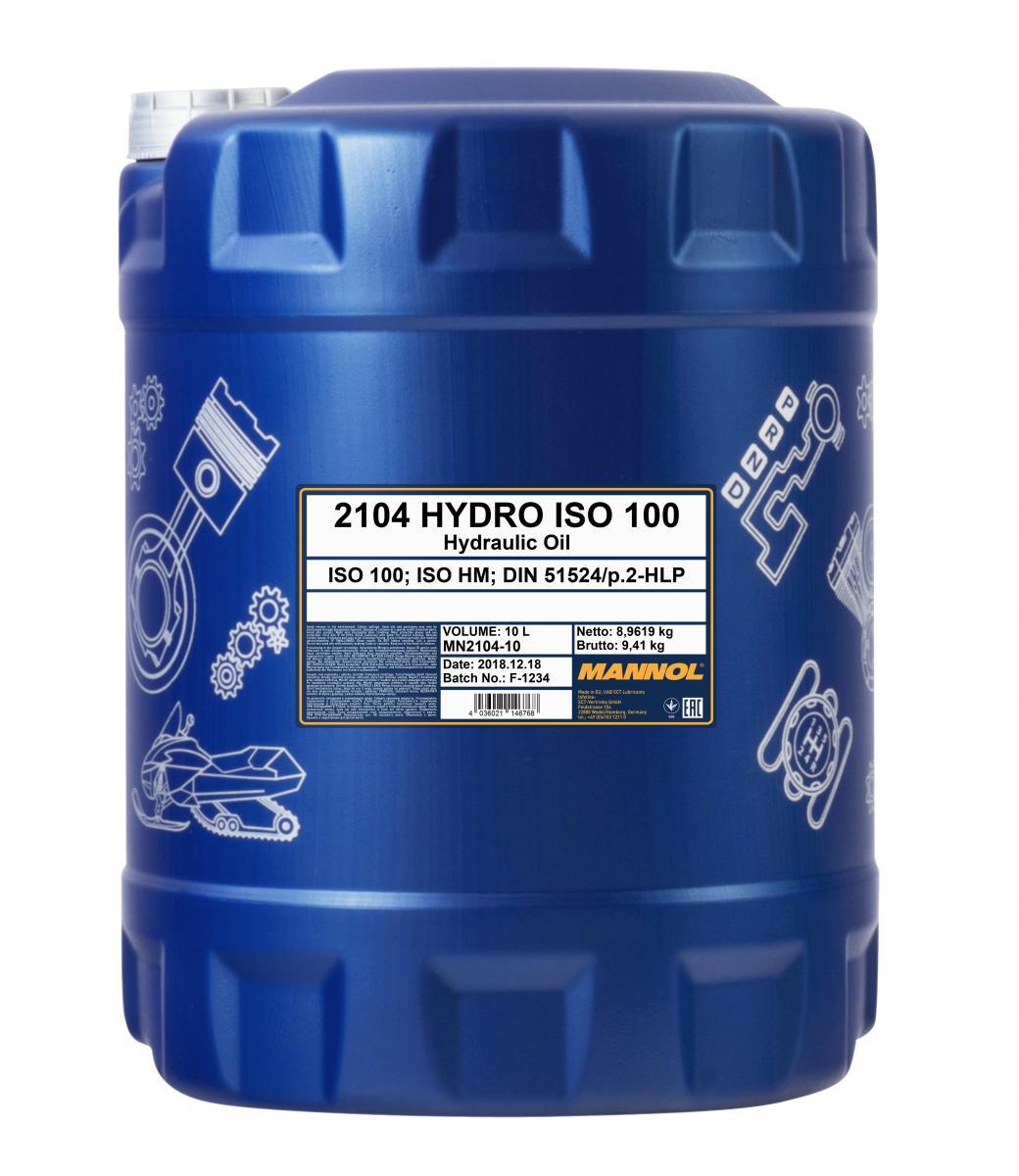 Hydro ISO 100