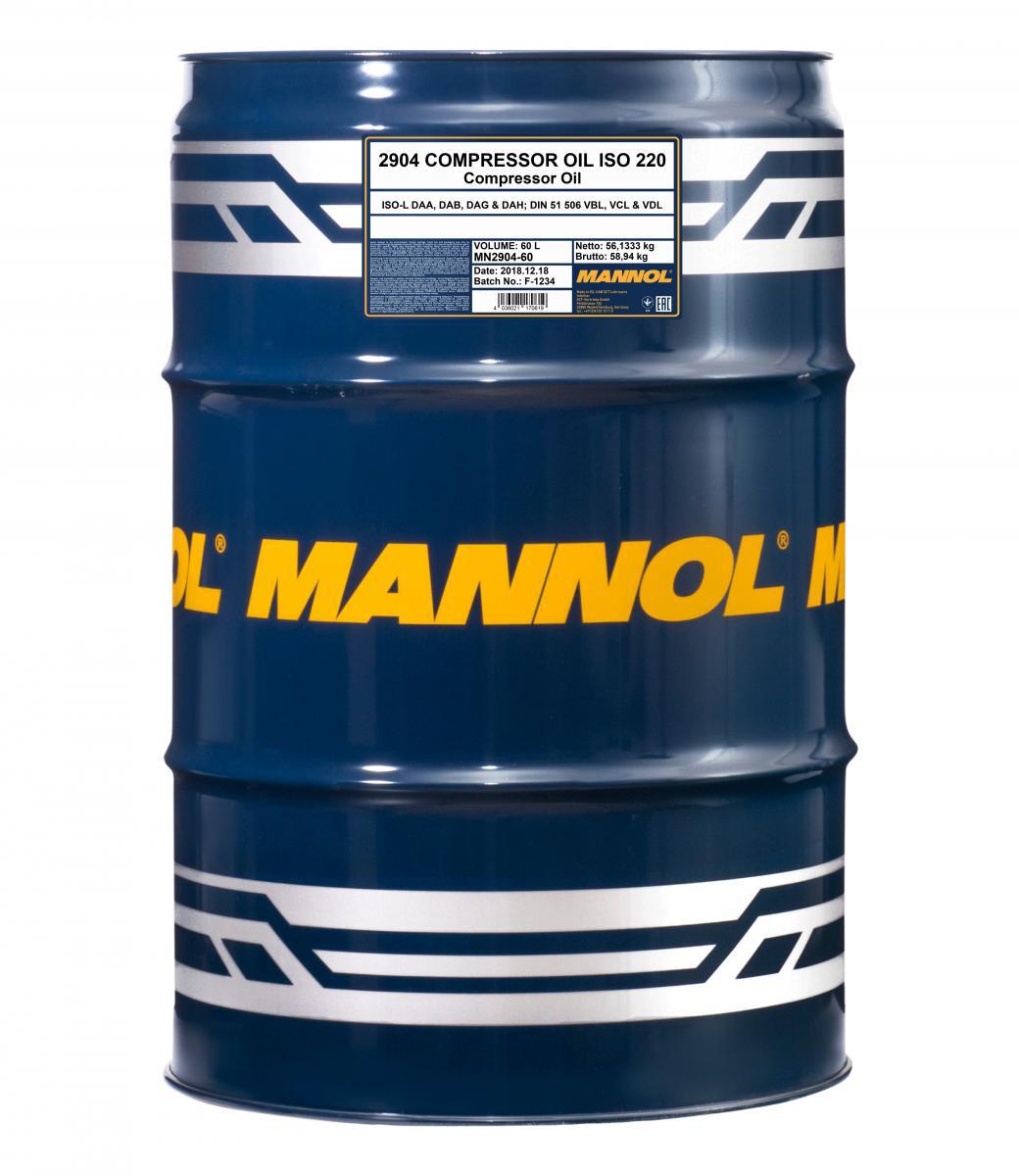 Compressor Oil ISO 220