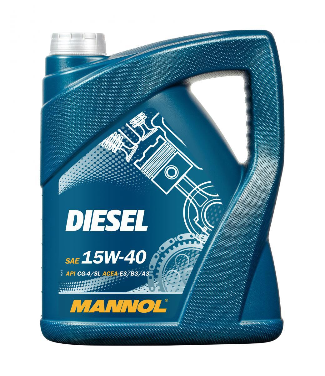 Diesel 15W-40