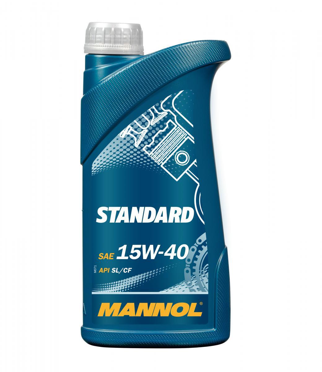 Standard 15W-40