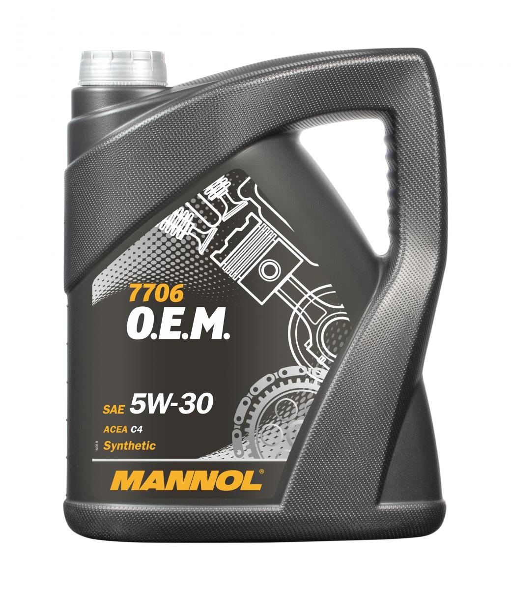 O.E.M. for Renault Nissan 5W-30