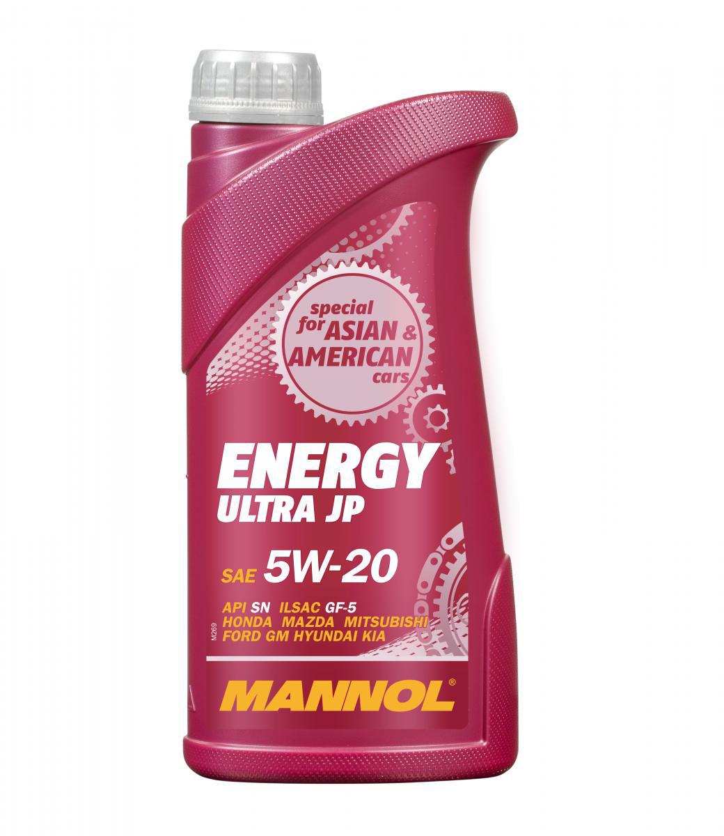 Energy Ultra JP 5W-20