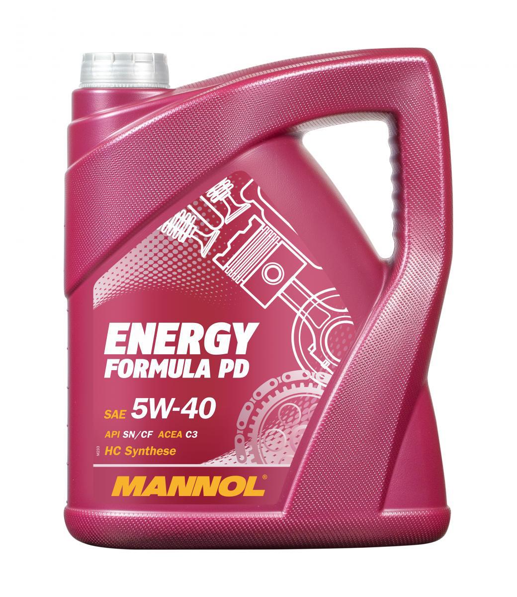 Energy Formula PD 5W-40
