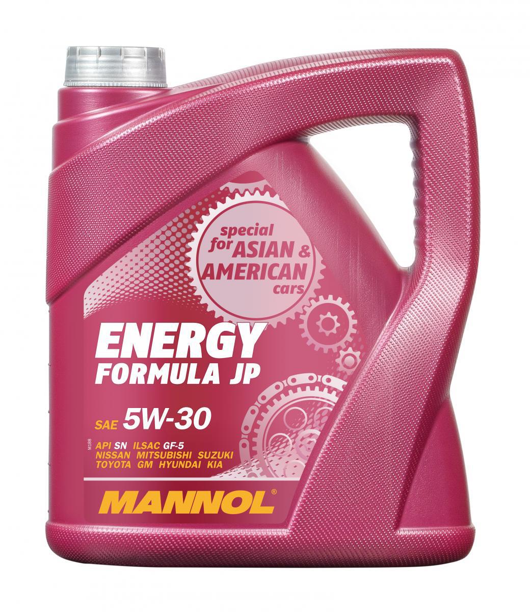 Energy Formula JP 5W-30