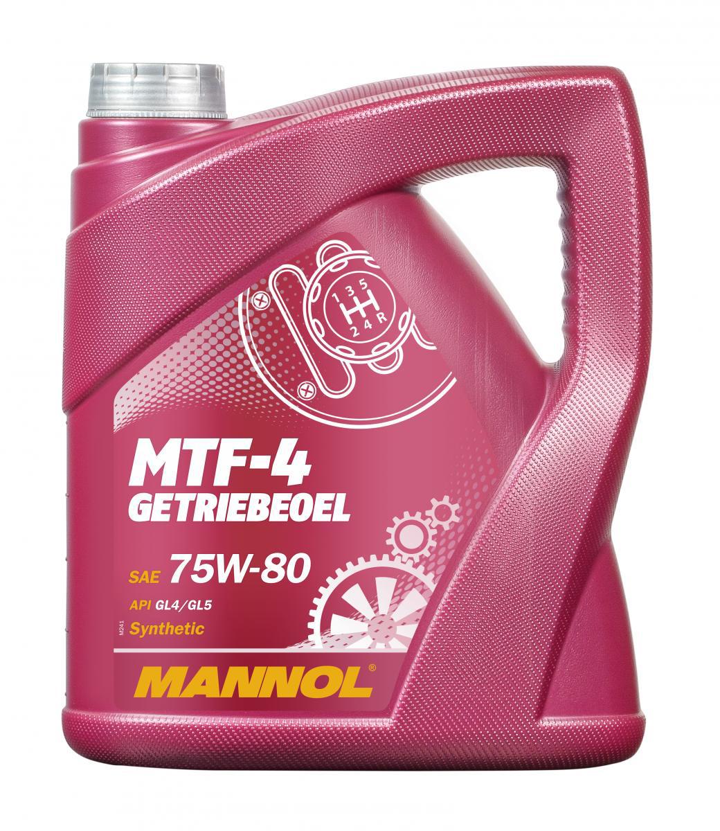 MTF-4 Getriebeoel 75W-80