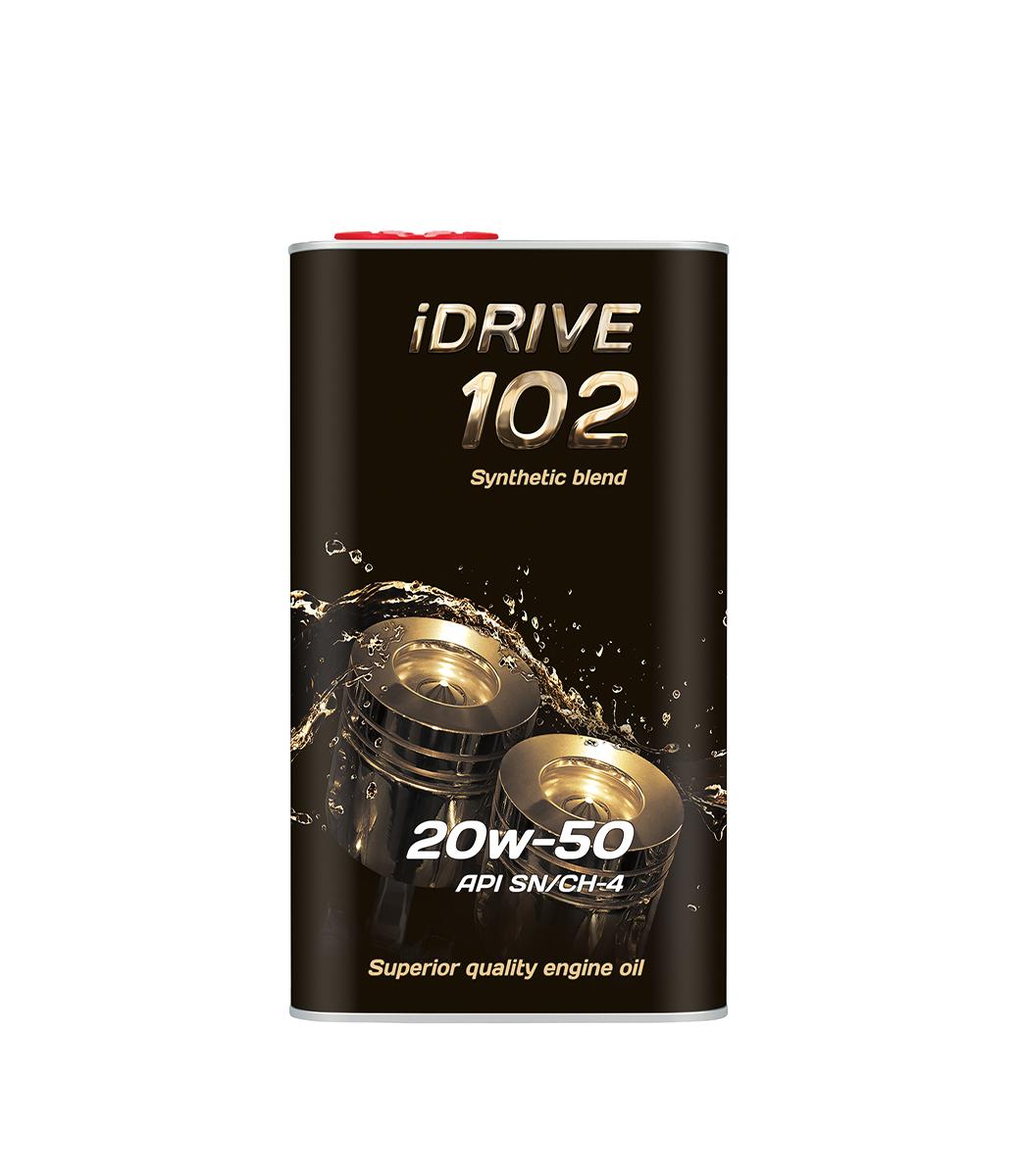 iDRIVE 102 20W-50