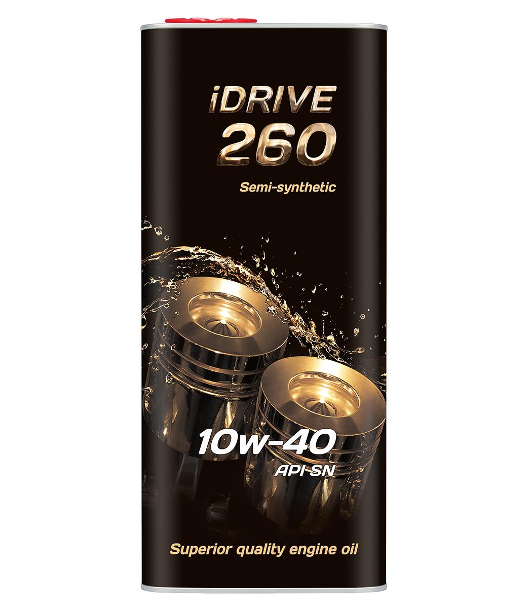 iDRIVE 260 10W-40