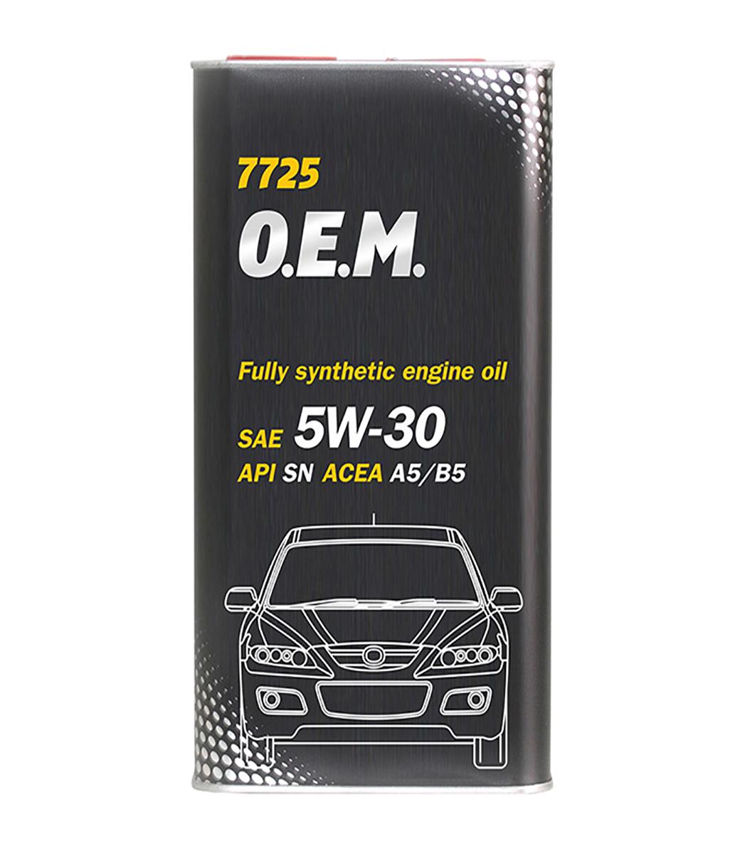 O.E.M. for Mazda 5W-30