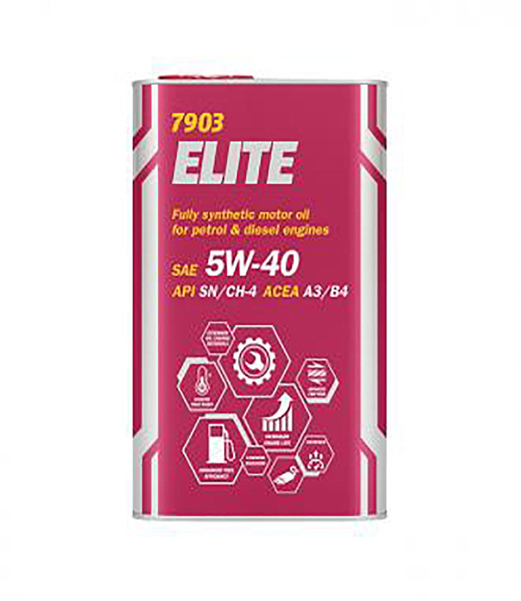 Elite 5W-40