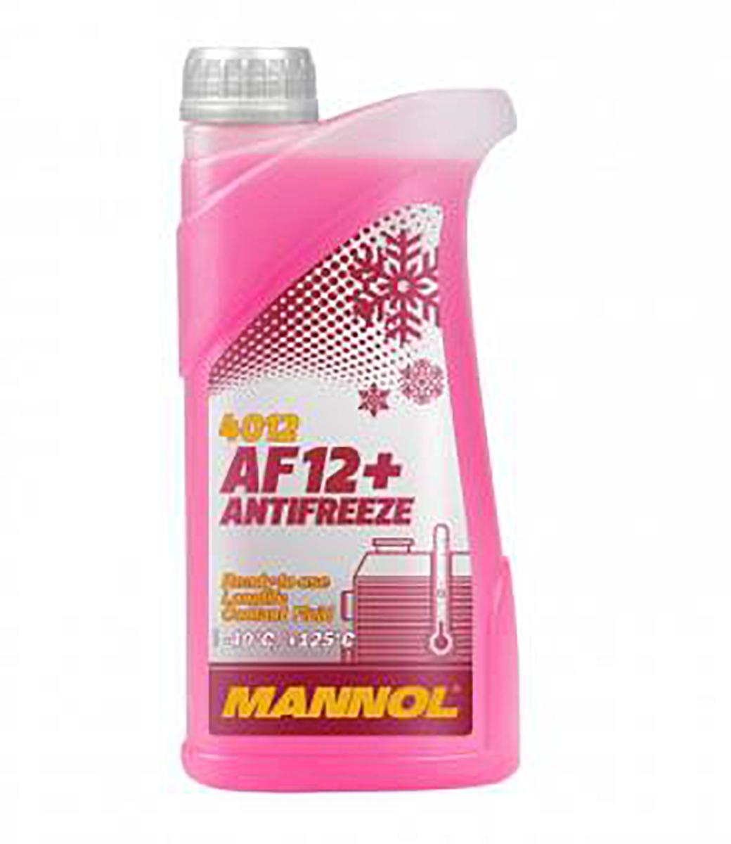 Antifreeze AF12+ (-40) Longlife