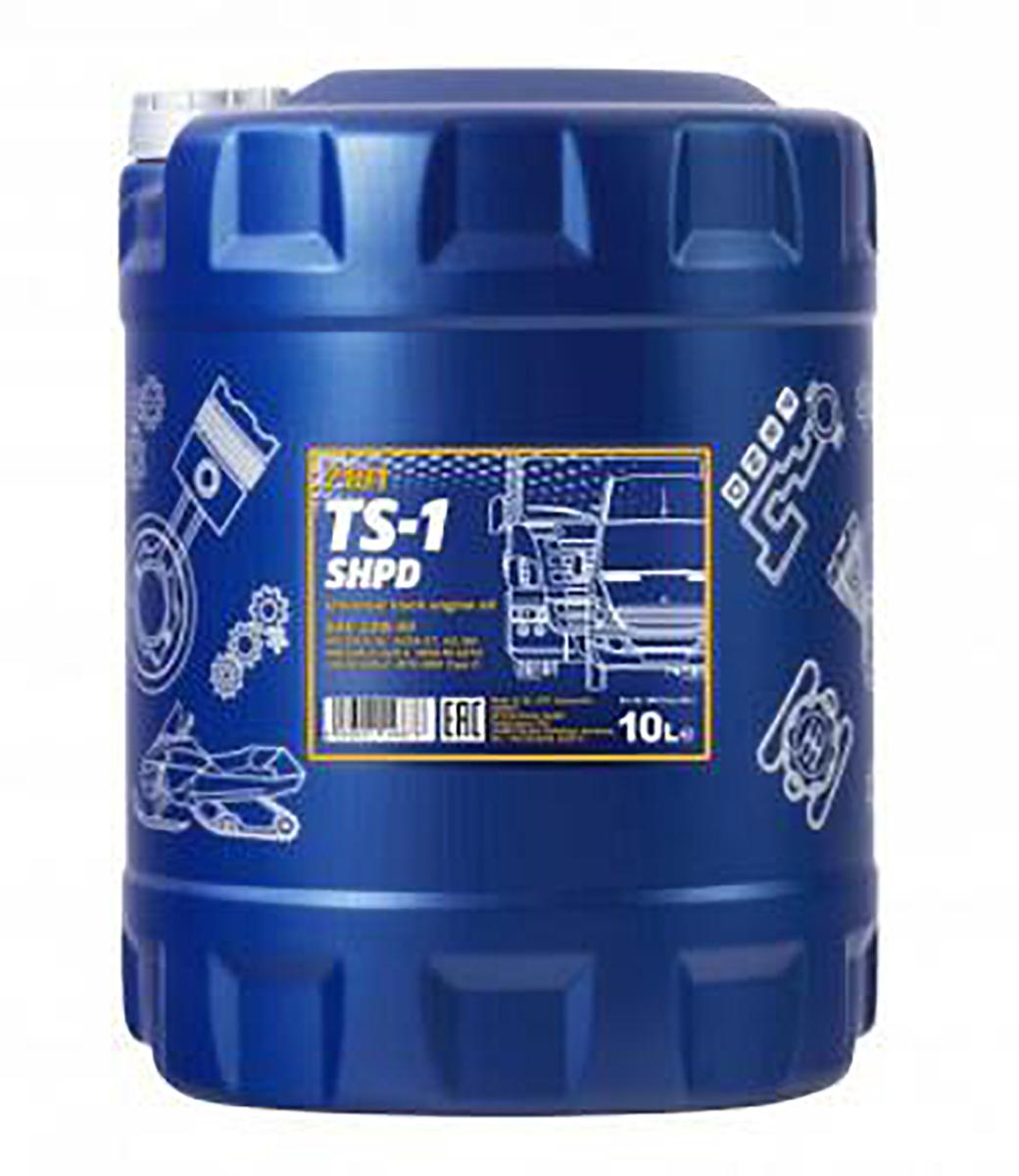TS-1 SHPD 15W-40