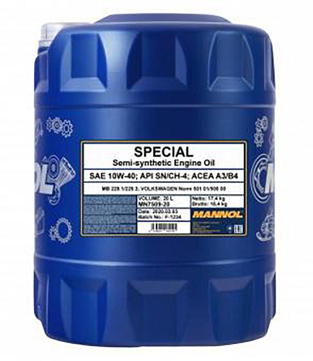 Special 10W-40