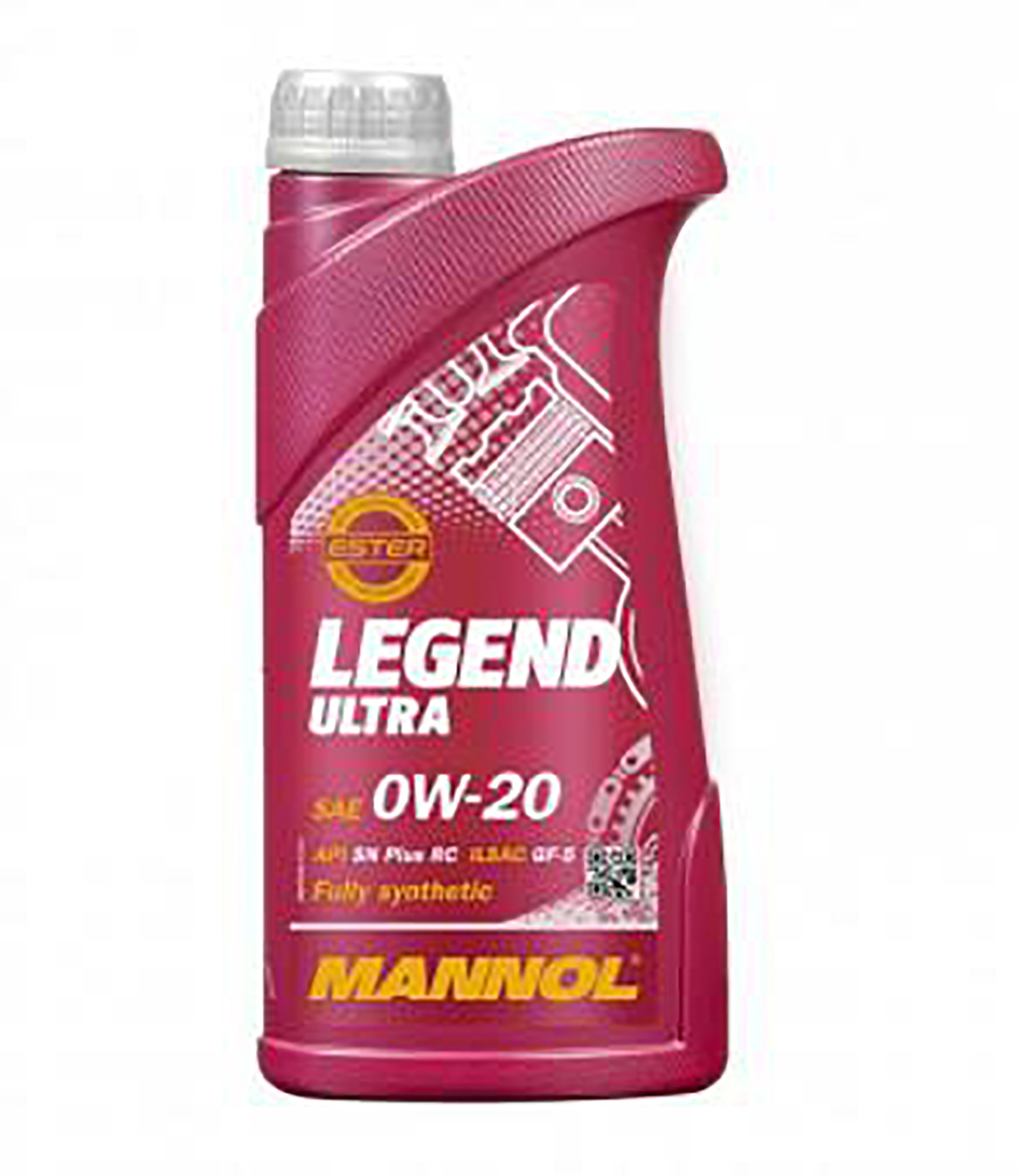 Legend Ultra 0W-20