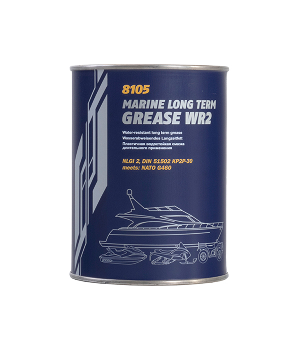 WR-2 Long Term Grease