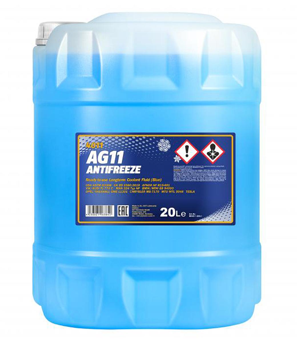 Antifreeze AG11 (-40) Longterm
