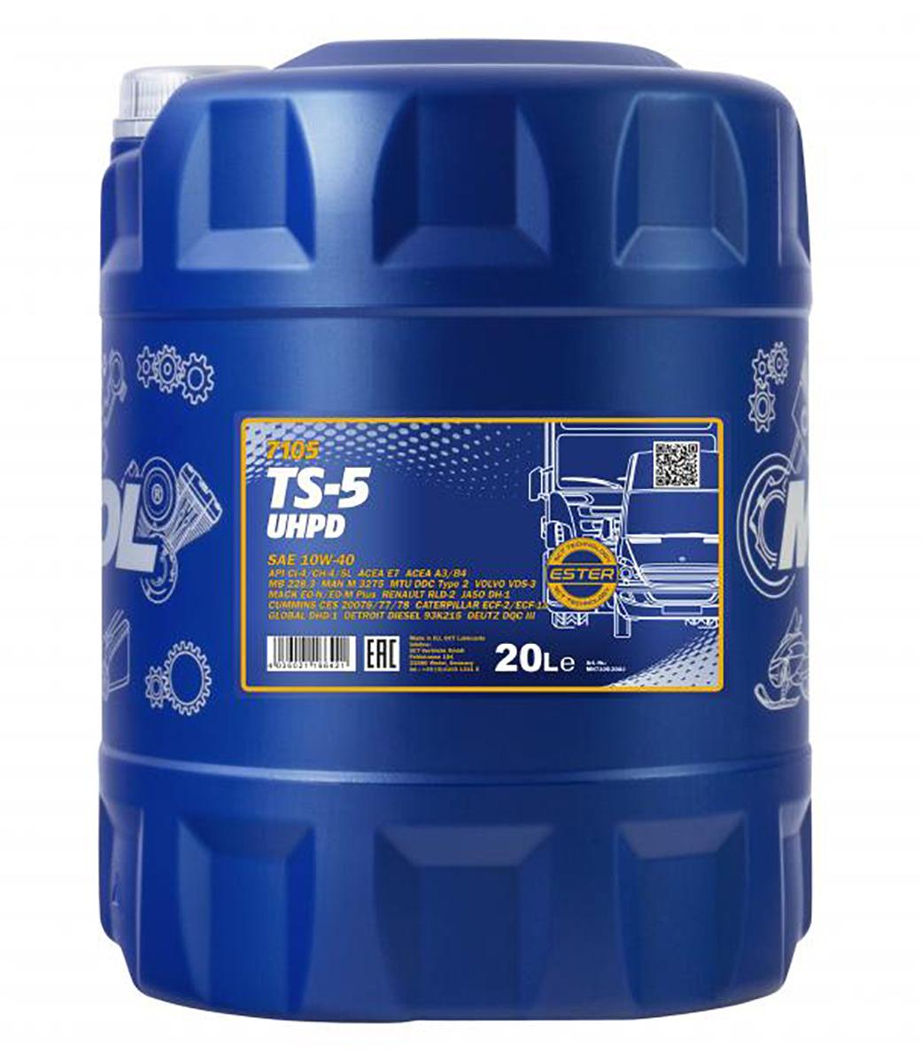 TS-5 UHPD 10W-40