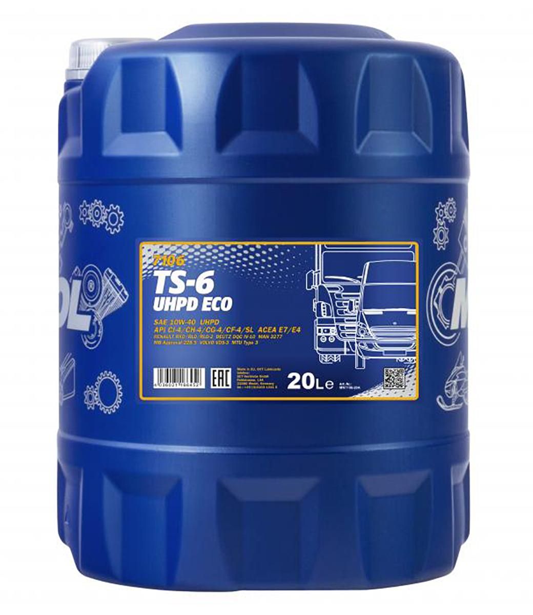 TS-6 UHPD Eco 10W-40