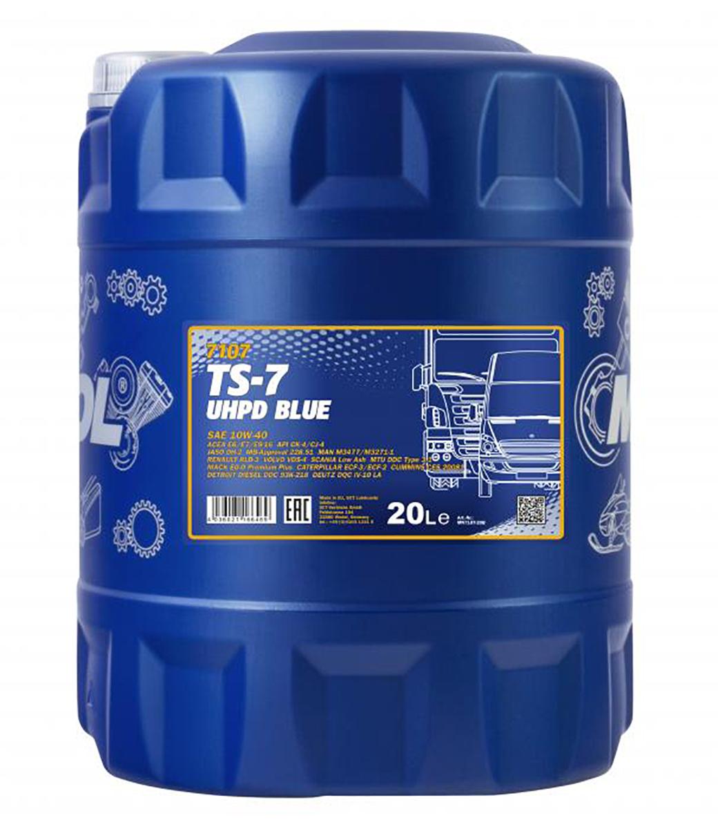 TS-7 UHPD Blue 10W-40
