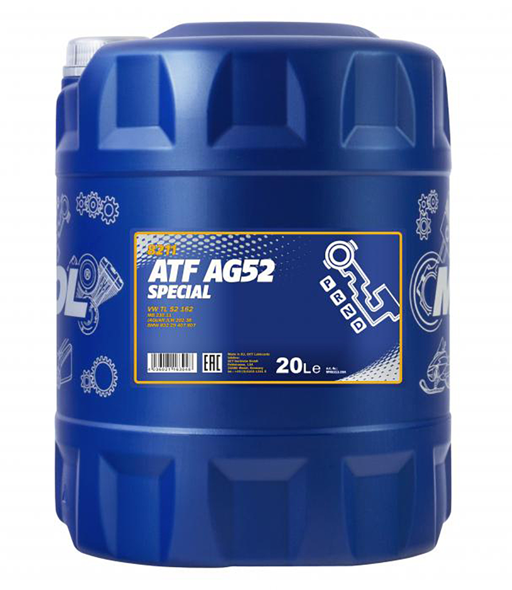 ATF AG52 Automatic Special