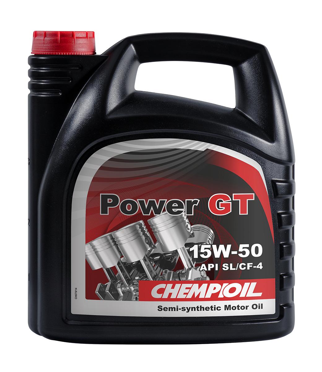 POWER GT 15W-50