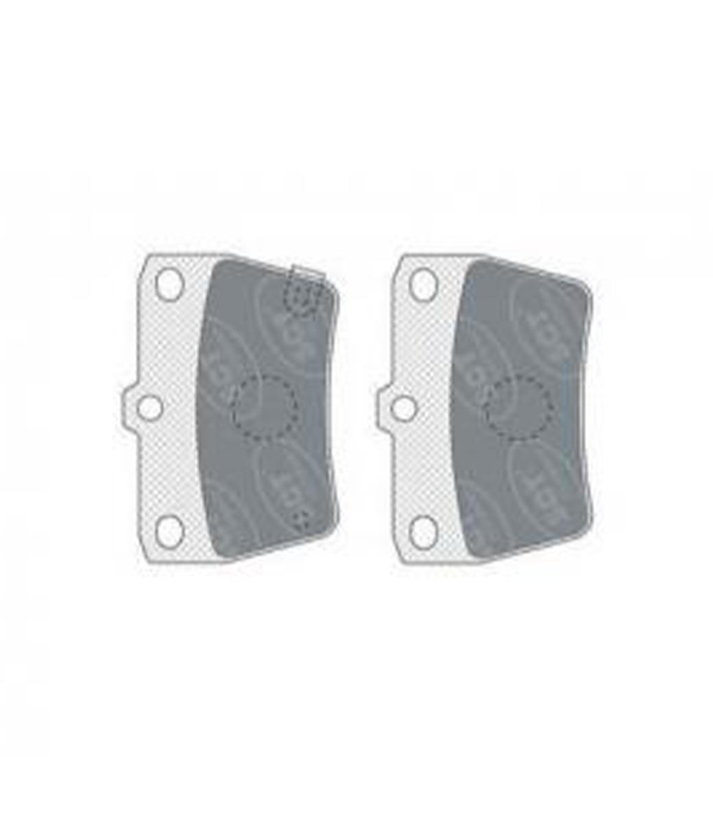 Brake Pad Set, disc brake SP 309 PR