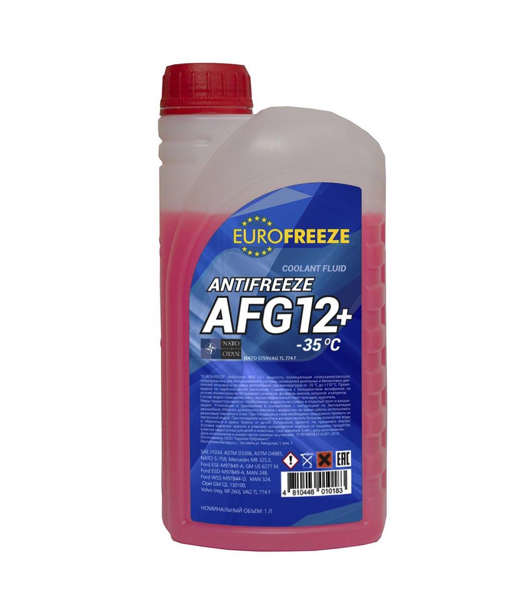 Eurofreeze Antifreeze AFG 12+