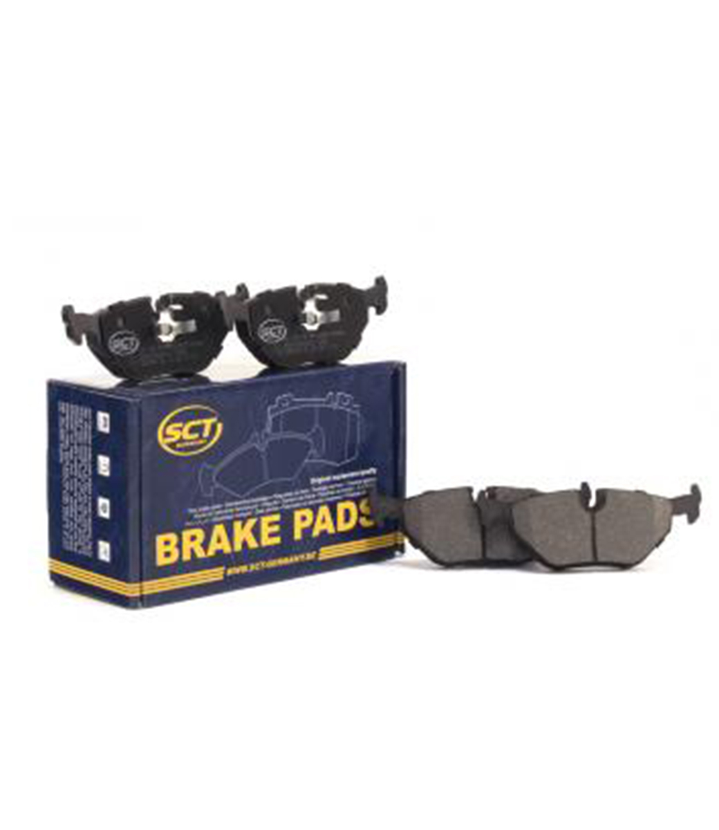 Brake Pad Set, disc brake SP 170 PR