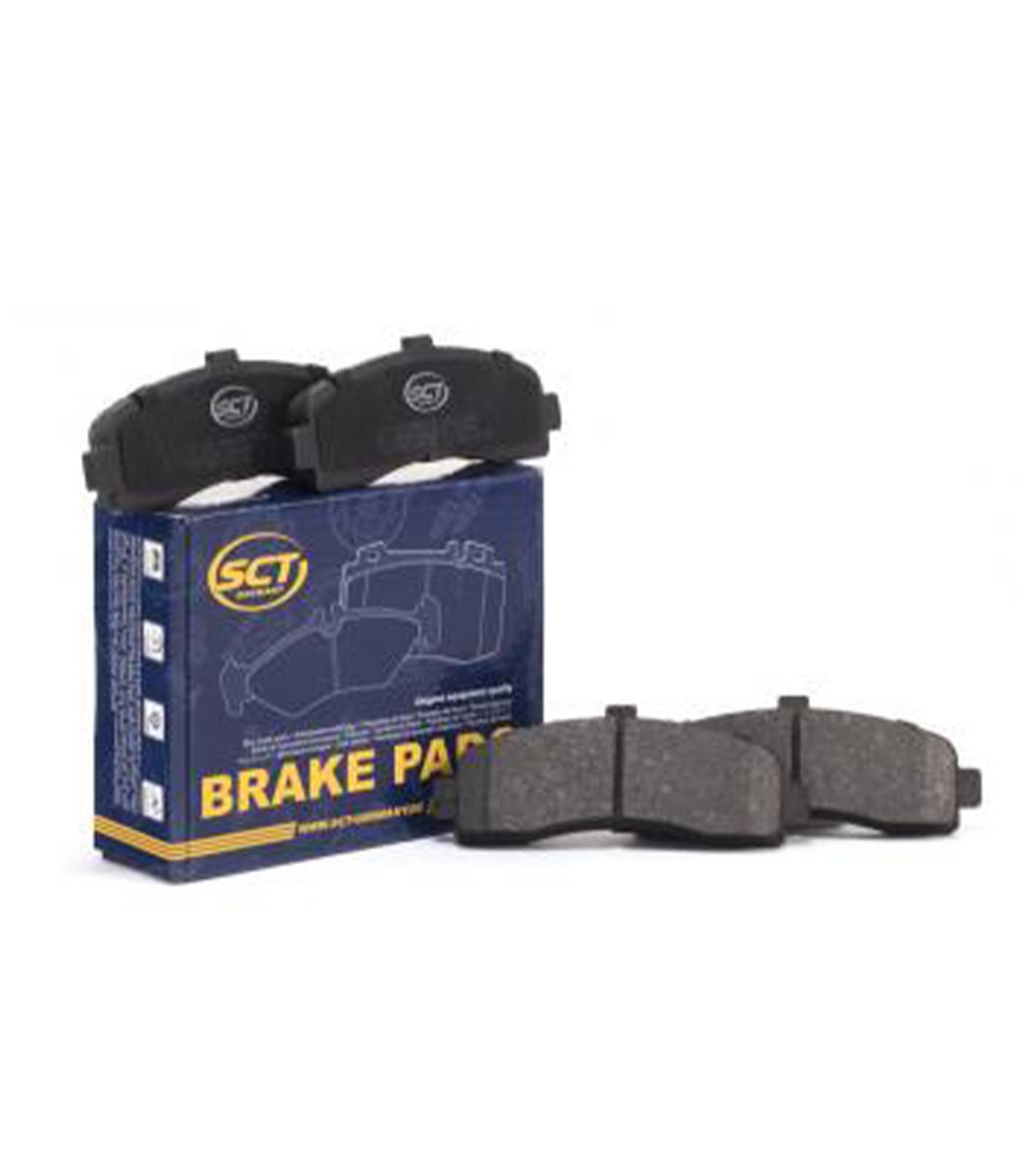 Brake Pad Set, disc brake SP 498 PR